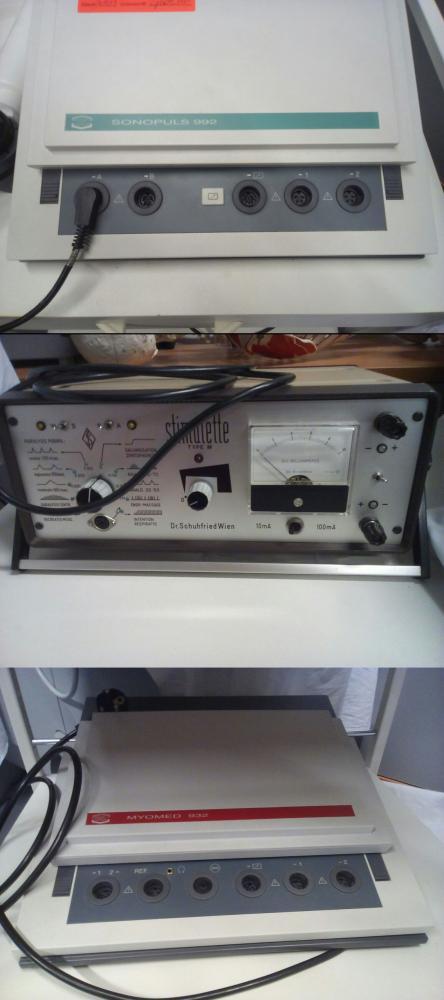Elektrotherapiegeräte