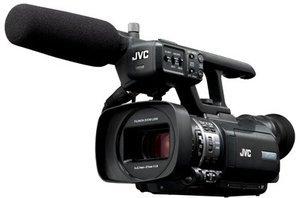JVC GY-HM150E Set